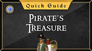 [Quick Guide] Pirate's Treasure