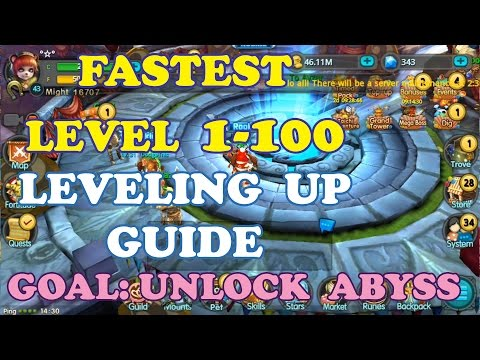 Taichi Panda | FASTEST Level 1-100 Leveling Up Guide for FREE-TO-PLAY Players