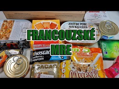 Ochutnávka Francouzského MRE - Nejluxusnější vojenské jídlo!?