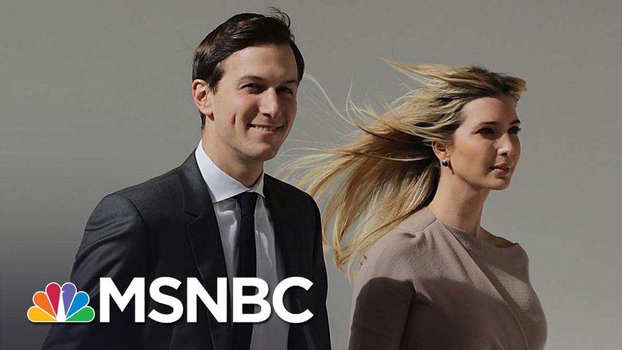 Jared Kushner As The Defacto Secretary Of State | Morning Joe | MSNBC thumbnail