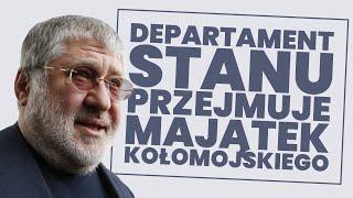 Departament Sprawiedliwości przejmuje majątek Ihora Kołomojskiego!