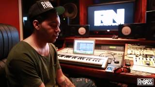 Producers Place: Chrishan (Making of Adrian Marcel - 2 AM / Diggy Simmons - Ain't Bout To Do)