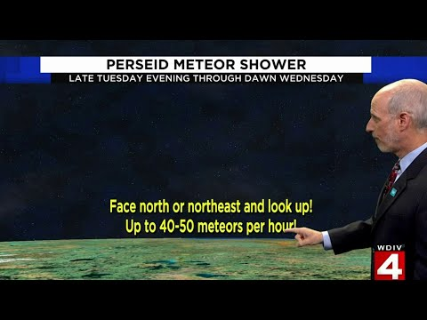Perseid Meteor Shower: When to see it Aug. 11-12, 2020