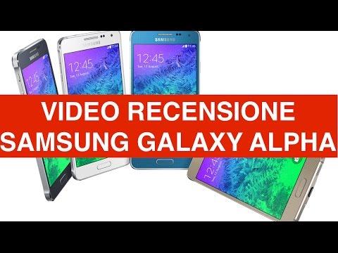 Samsung Galaxy Alpha, recensione completa
