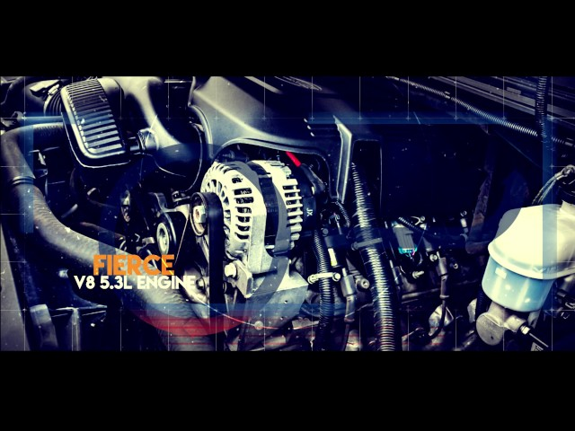 Plenty of Pull: 2011 Chevrolet Silverado 1500 4WD Crew Cab 143.5 LT