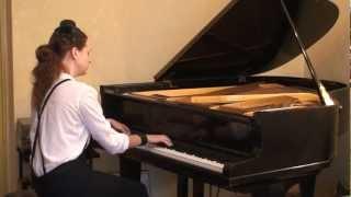 [arrangement] WISH: Arashi - Jun's solo at 5x10 / 嵐 ピアノ