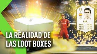 Qué son las LOOT BOXES y por qué el GOBIERNO quiere REGULARLAS