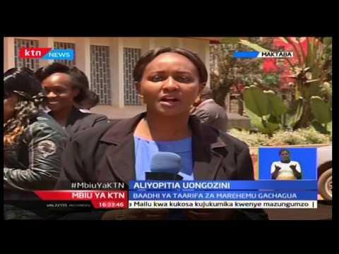 Mbiu ya KTN: Mazungumzo kuhusu mgomo wa madaktari yadidimia, Februari 24, 2017
