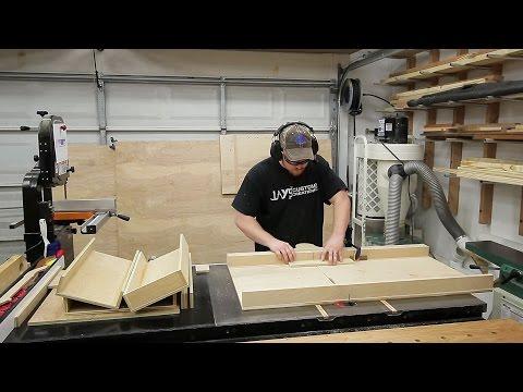 Build Sliding Trays To Increase Shop Drawer Storage