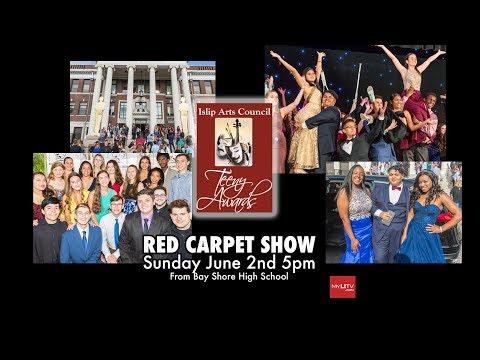 2019 Islip Arts Council Teeny Awards Red Carpet Show