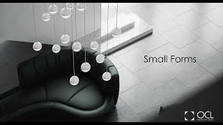 OCL Architectural Lighting - Small Forms