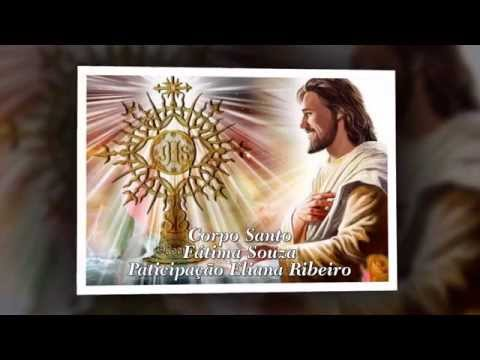 Música Corpo Santo (part. Eliana Ribeiro)