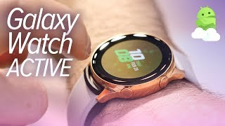 Galaxy Watch Active impressions: The Samsung smartwatch for normals?