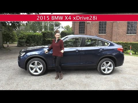 Fahrbericht: BMW X4 xDrive28i (F26)