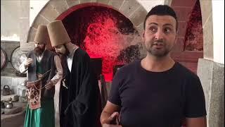 preview picture of video 'Konya (Mevlana Müzesi ve Kelebek Bahçesi)'