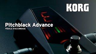 Korg Pitchblack AD - Video