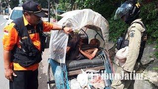 Pengakuan Anggota Karang Taruna Tambaksari yang Temukan Tukang Becak Sakit Penyimpan Uang Rp 48 Juta