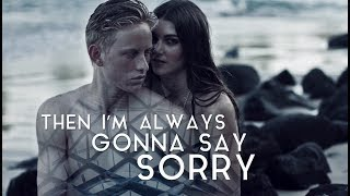 Joakim Molitor Feat.  Maia Wright   Always Gonna Say Sorry (Lyric Video)