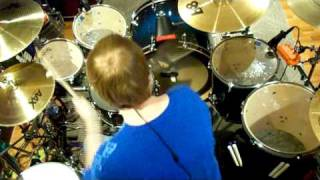 Time To Win! - Down With Webster [Drum Cover]