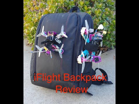 iflight backpack review