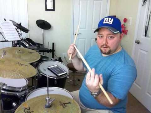 """Zac Treby's Drum Studio International: """"40 Rudiments: The Drag"""""""