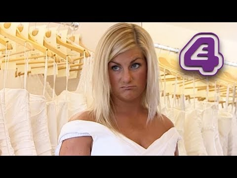 UNHAPPY Bride Would RATHER Walk Down Aisle In JEANS Than Wear Her Dress! | Don't Tell The Bride Mp3