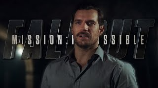 Reaction | Трейлер #2 «Миссия Невыполнима: Последствия/Mission Impossible: Fallout»