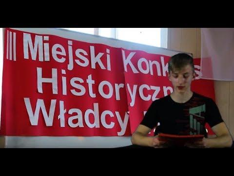 III Międzyszkolny Konkurs Historyczny w Centrum Edukacji w Zabrzu
