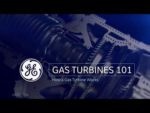 GE Power  - Hogyan működik egy gázturbina?
