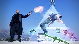 Fortnite Reloaded (Real Life Fortnite Gameplay)