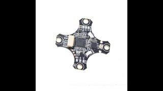 JHEMCU GHVTX-5840 FPV Transmitter 5.8Ghz 25mW/200mW/400mW/800mW/1W High Power VTX Support OSD 25mm*2