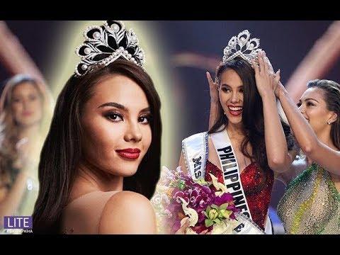"""Победительница """"Мисс Вселенная 2018"""" Филиппинка Катриона Грей"""