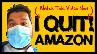 Quitting Amazon FBA & Getting A REAL JOB!