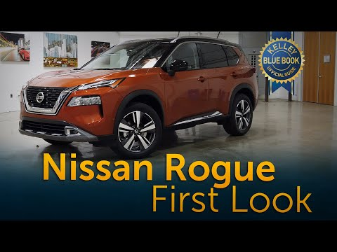 External Review Video zcYHfJX1kPU for Nissan Rogue Crossover (3rd-gen, T33)