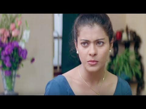 Kajol makes fun of her Would be Husband - Hindi Comedy Scene 5/12 | Girish Karnad | Sapnay