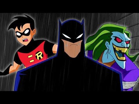 Batman And Robin Vs The Joker Classic Batman Cartoons Dc Kids