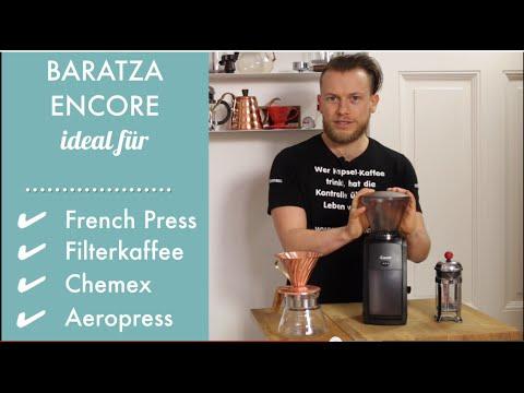 Baratza Encore Kaffeemühle Testbericht