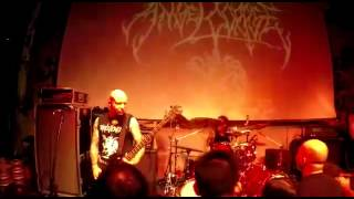ANGELCORPSE - Wolflust live in singapore @Morbid Metal Festival III 2017