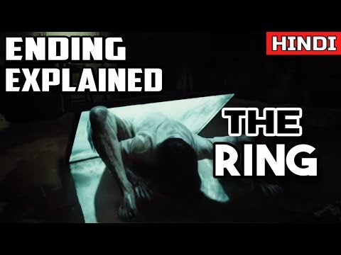 The Ring (2002) Ending Explained in Hindi   Haunting Tube