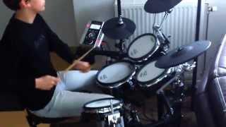 Apocalyptica - Slow Burn - Drum Cover