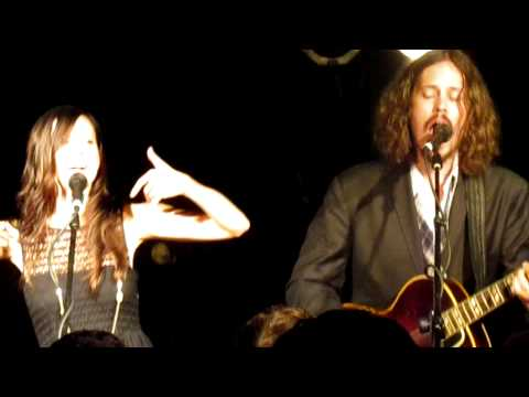 The Civil Wars - Bird of a Feather - The Bottleneck - Lawrence, KS - 4/22/2011