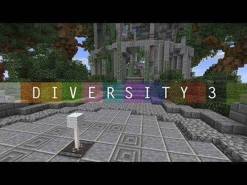 Diversity 3 Minecraft Project