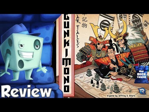 Gunkimono Review - with Tom Vasel