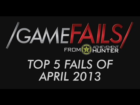 The Glitchiest–And Sometimes Very Painful–Fails Of April 2013