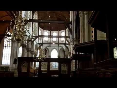 Paasconcert met Peter Eilander in Bovenkerk Kampen