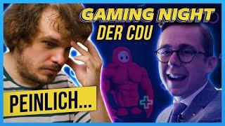 So schlimm war die Gaming Night der Jungen Union...