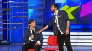 Смотреть онлайн Подборка: лучшие шутки КВН 2014