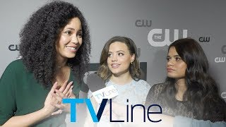 TV Line | Interview du casting