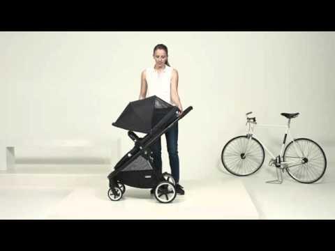 BabyMoon: Instrucciones silla paseo Balios-M y Iris M-air 2015