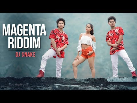 DJ Snake - Magenta Riddim | LiveToDance with Sonali Ft. Ricki & Sarang
